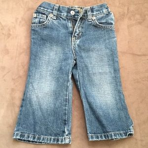 Baby Girls Old Navy Jeans.